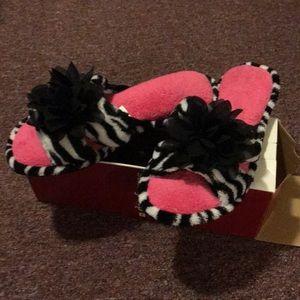 Dear foams slippers lady's size Large 9-10